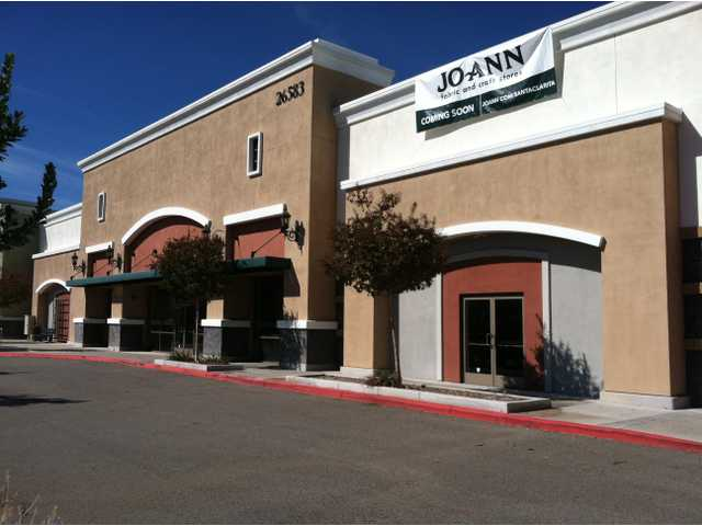 Jo-Ann Fabrics closes it Valencia store; retailer opened 2nd store
