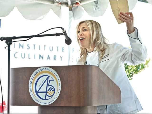 COC opens new culinary arts center