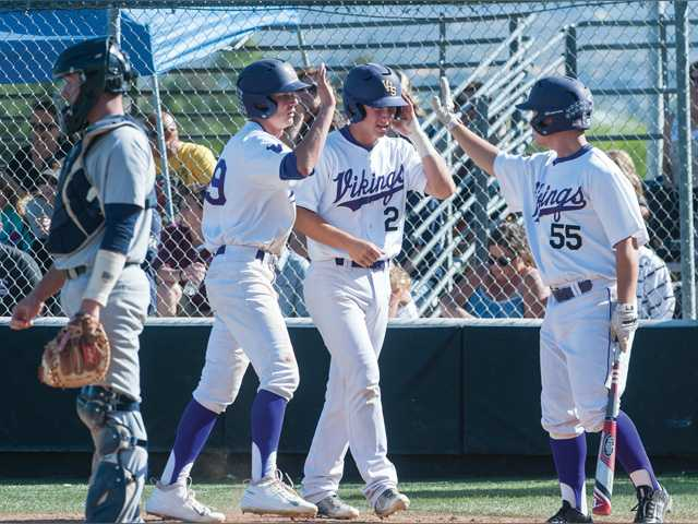 Valencia baseball pulls away from West Ranch