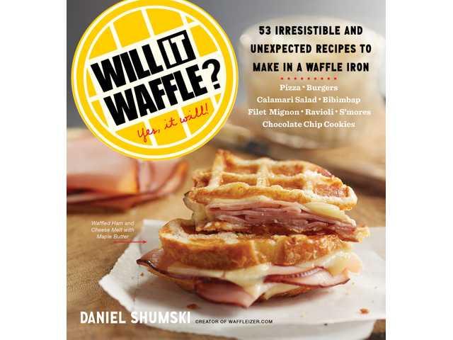 Cookbooks share twists on pancakes, waffles