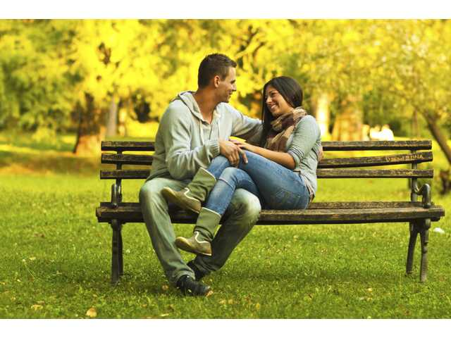 Springtime weather might make it easier for you to fall in love