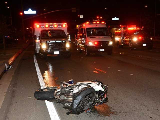 UPDATE: Two motorcyclists injured in early morning crash