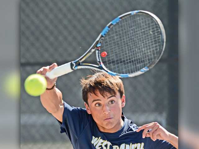 Foothill Tennis Roundup: West Ranch defeats Valencia