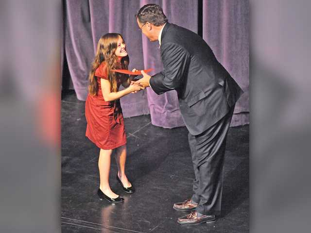 Dozens honored during annual Teacher Tribute
