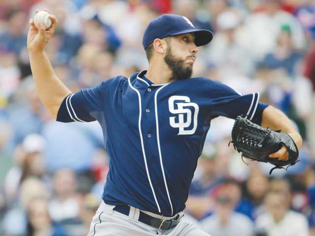 James Shields outdoes hyped Cubs rookie