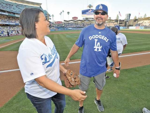 Millions raised for local non-profits through SCV Dodger Day