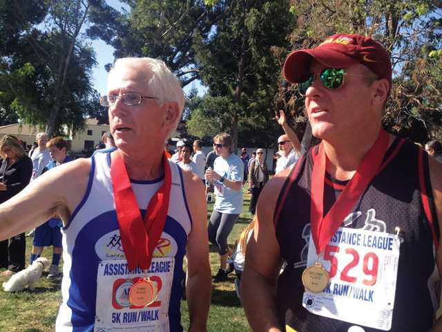 Little race makes a big difference in Newhall