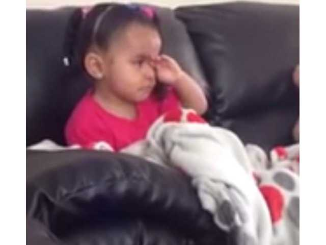 Have You Seen This? Girl's first viewing of 'The Lion King'