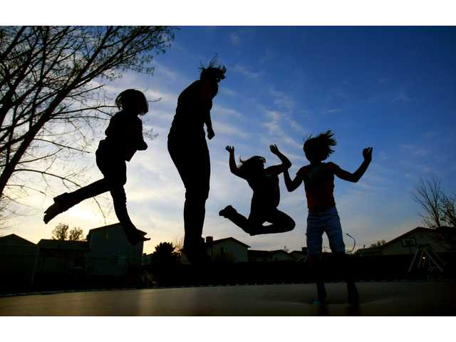 Are trampolines too dangerous for backyards?