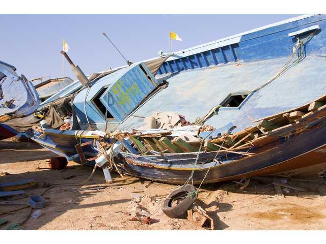 Migrant deaths at sea may shame Europe over humanitarian disaster
