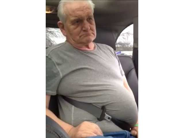 Have You Seen This? Man stuck in seat belt, hilarity ensues
