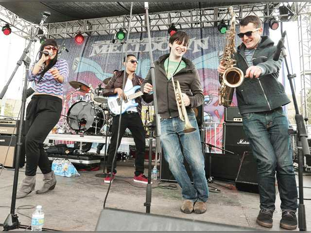 Summer Meltdown brings bands to SCV, raises autism awareness