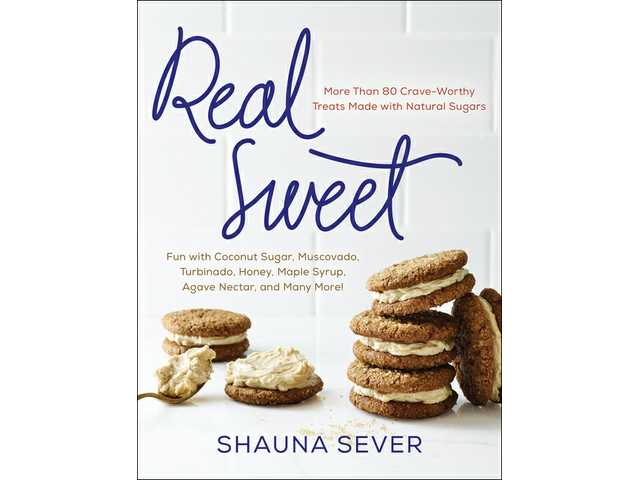 Cookbook review: 'Real Sweet' is a healthy baker's delight