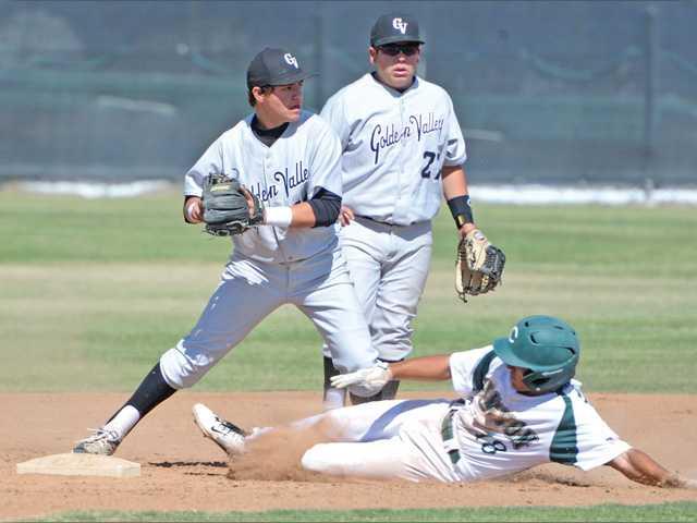 Golden Valley baseball breaks through over Canyon