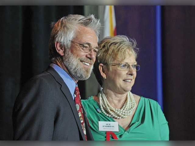 SCV Man and Woman of the Year honored