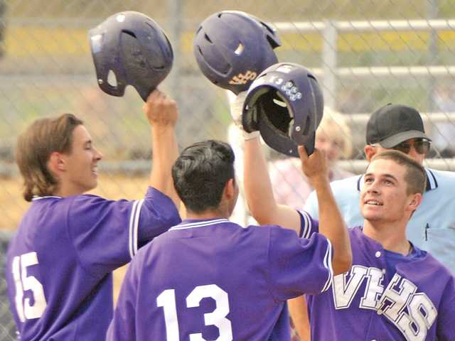 Vikings baseball not going anywhere