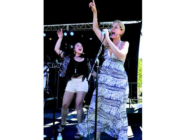 Tributefest entertains crowd of concertgoers