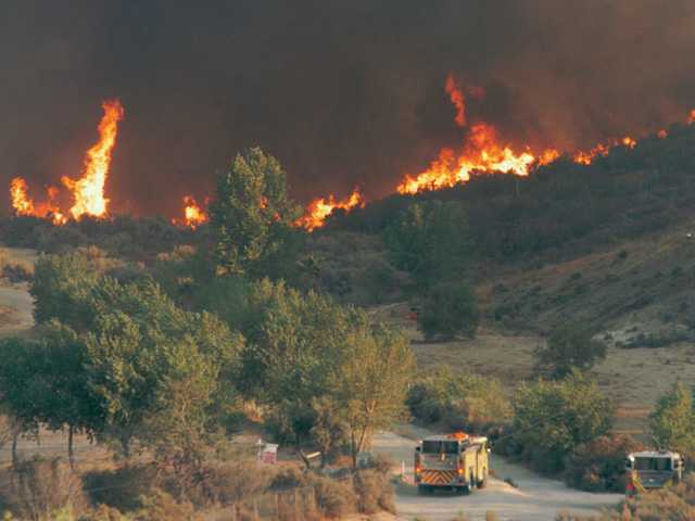 May 3-9 declared 'Wildfire Awareness Week'