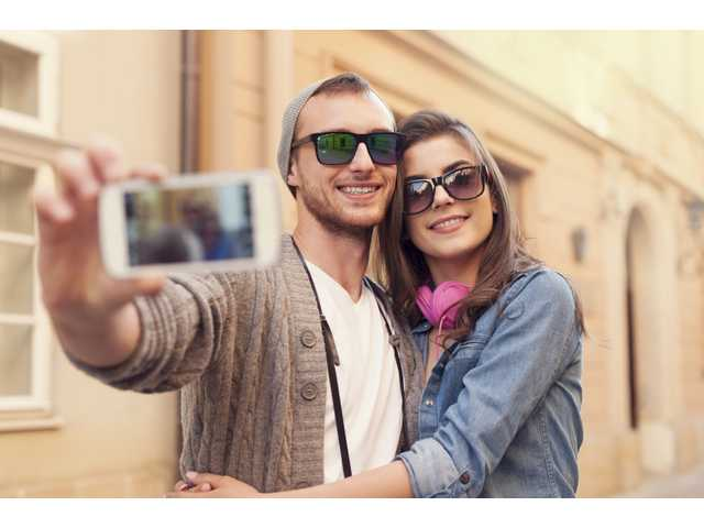 Top 10 cities for selfie-takers