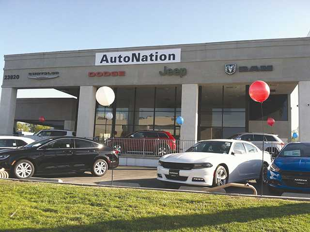 Auto Nation Acquires another SCV Dealership