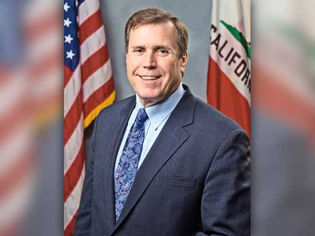 Assemblyman Scott Wilk, R-Santa Clarita, to seek re-election
