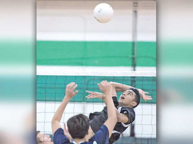 Foothill volleyball roundup: Playoff picture is set