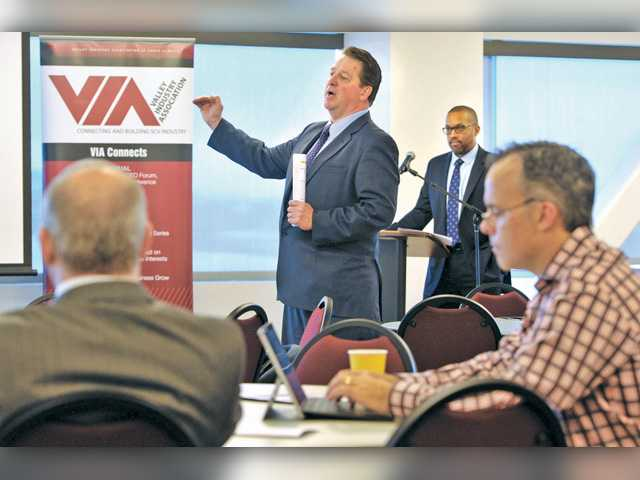 VIA hosts annual B2B forum