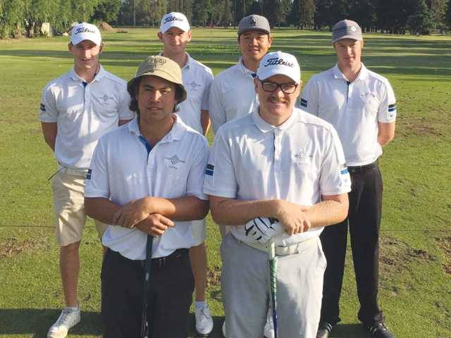 COC Insider: Men's golf wins another state title