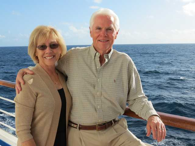 Jimmy and Linda Smith celebrate 50 beautiful years