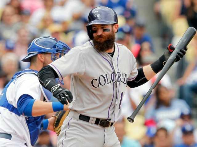Bolsinger stymies Rockies in Dodgers' 1-0 win