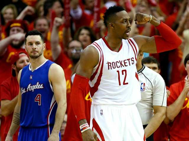 Rockets knock out Clippers in Game 7