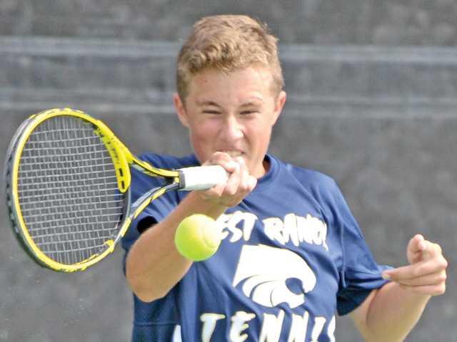 West Ranch tennis meets its match in CIF quarterfinals