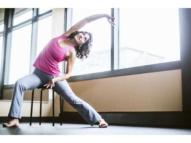Yoga at work might help you control stress