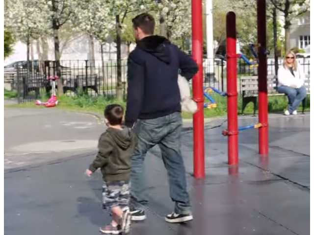 Would your child walk off with a stranger? 5 tips for teaching children about strangers