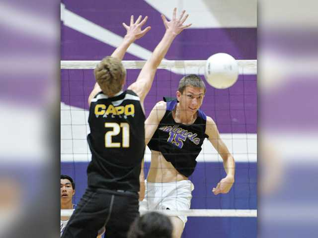 Path toughens for Valencia volleyball