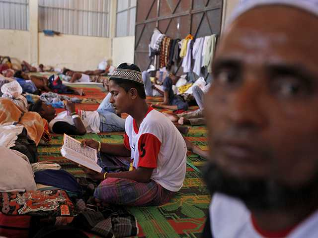 Indonesia: We've already given too much to help boat people