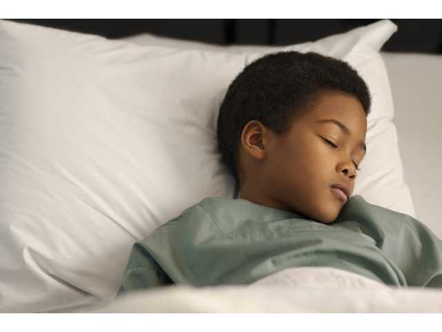 Want your children to sleep better at night? Give them a routine