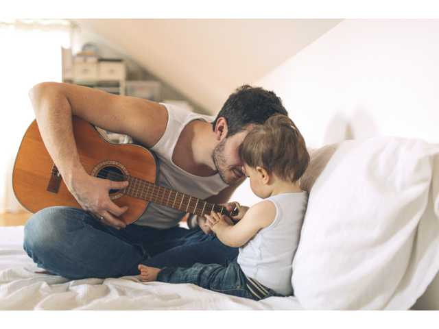 What children can gain from listening to music