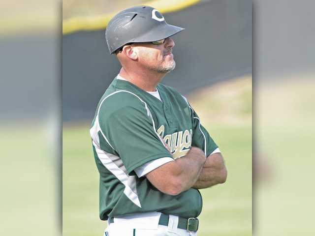 Adam Schulhofer steps aside as Canyon baseball coach