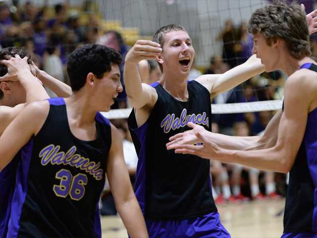 CIF volleyball title preview: Valencia has its hands full