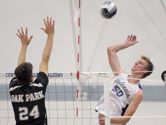 Valencia boys volleyball falls in 1st CIF title match since '08