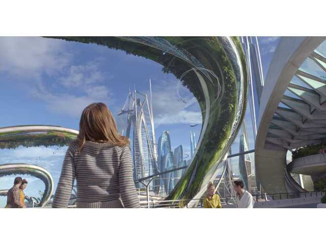 Find a brighter future in 'Tomorrowland'