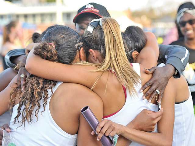 How Golden Valley turned its day around at CIF track finals