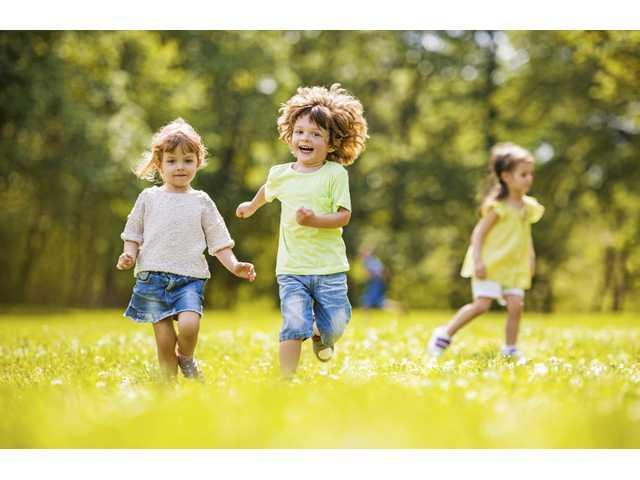 4 ways to keep preschoolers active