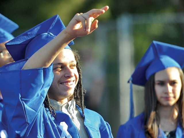 Bowman grads take their bow