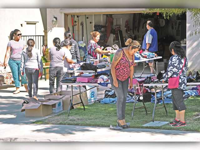 County approves new rules for yard sales