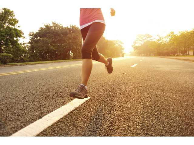 3 reasons running makes you better than her