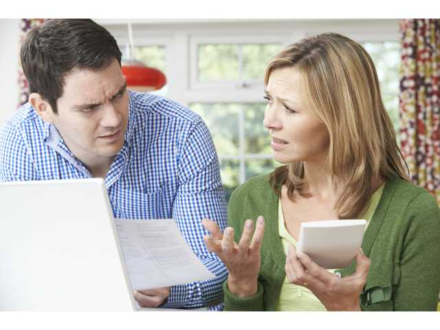 Stop fighting about money with your spouse