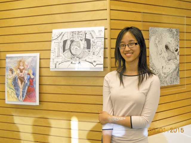 Congratulations to the winners of SCAA art scholarships