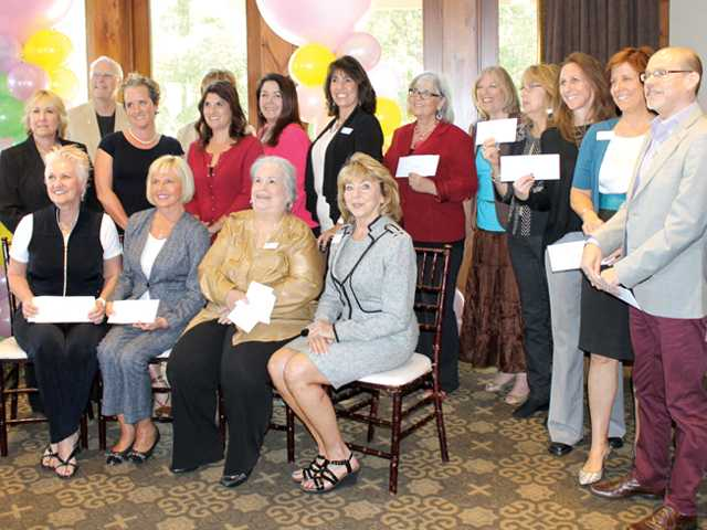 Soroptimist International of GSCV donates $32,000 to local causes